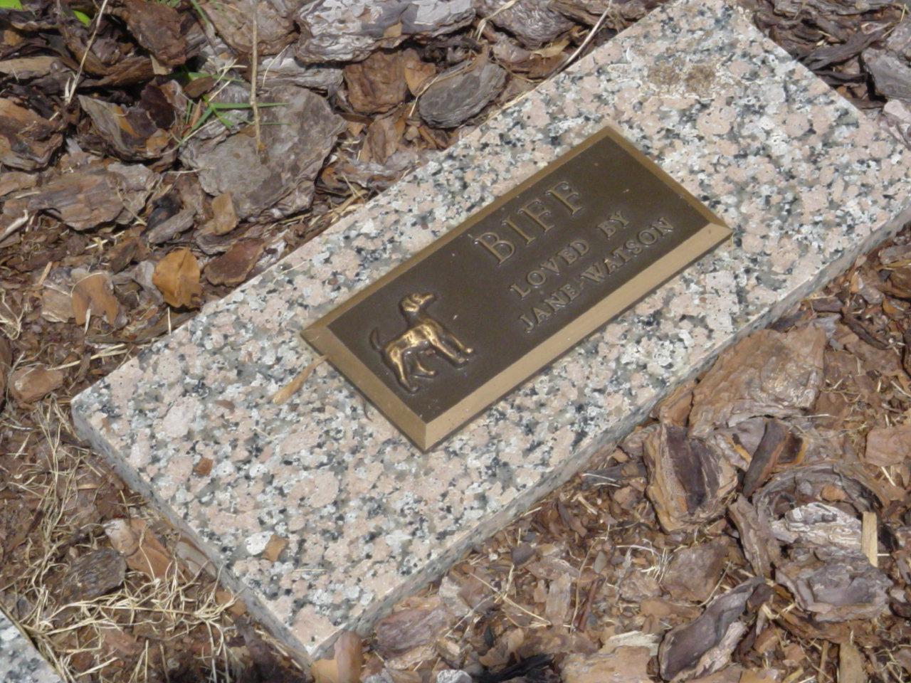 Custom Pet Memorials Create Plaques Stones Keepsakes Local Direct