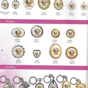 pet keepsakes pendants magnents key rings